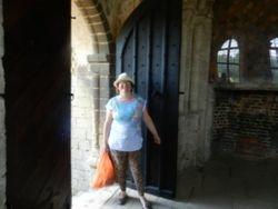 Nikki & Pete's 12th Century ASdventures at Castle Rising