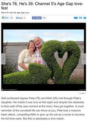 Age-Gap Love