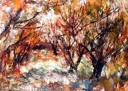 Autumn landscape (no date)
