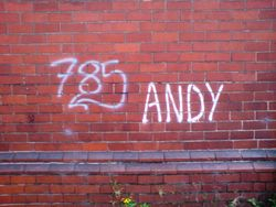 785 Andy, Stafford, 2007