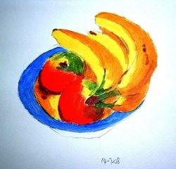 bowl of fruit 3