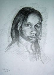 Julia, Rwanda (March 2008)