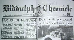Obituary 1 The Biddulph Chronicle