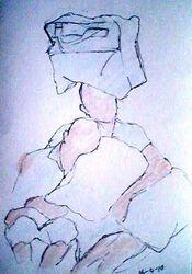 Haiti sketch (16-4-2010)