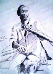 Haitian boatman (Feb 2010)