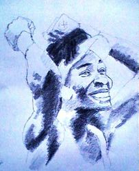 A jubilant Venus Williams (3-4-10)