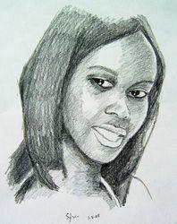 Sylvia (august 2008)