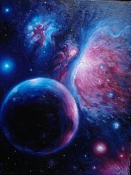 Nebuloasa Orion