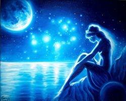 Sappho luna si pleiadele