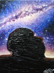 Sfinxul de la Varful Omu si Calea Lactee