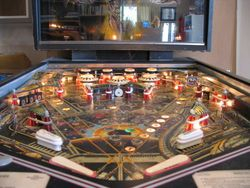 Playfield low