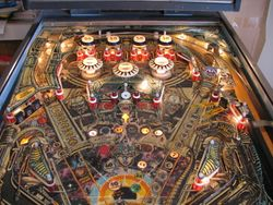 Playfield - Top Half