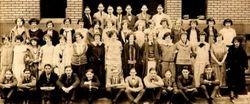 Students 1920's