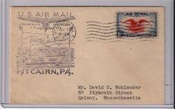 Airmail Envelope c. 1930