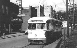 Pittsburgh Railways Trolley