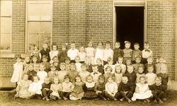 Pitcairn Elementary School c. 1906