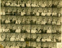 Class of Srs and Jrs 1920 to 21