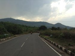 on the way to patamda