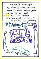 Michael's Motorcycle