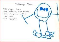 Tiffany's Toes 1