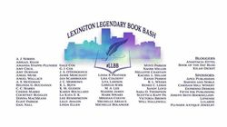 Lexington Legendary Book Bash 2017