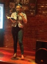 Poetry at the Peacock Presents: I Love United