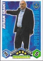 Avram Grant 2009