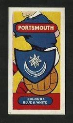 Portsmouth Badge 1961