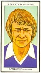 Billy Wilson 1979