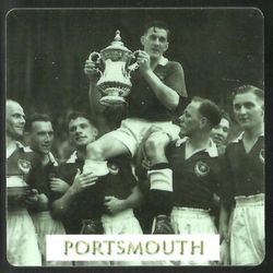 Portsmouth FA Cup Winners 1939 - card 2007