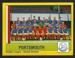 Portsmouth Football League team photo 1987