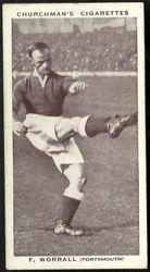 Frank Worrall 1938