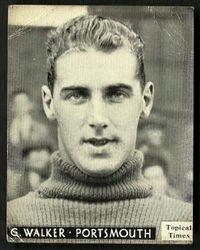 G Walker 1938
