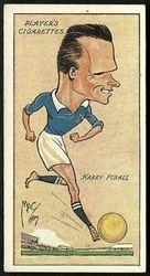 Harry Foxall 1927