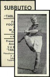 Jack Froggatt 1954