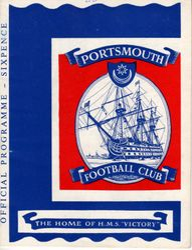 Portsmouth FC Programme 1963-64
