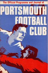 Portsmouth FC Programme 1967-68
