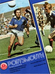 Portsmouth FC Programme 1979-80