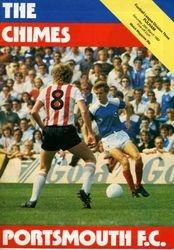 Portsmouth FC Programme 1981-82