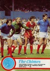Portsmouth FC Programme 1982-83