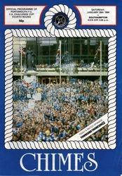 Portsmouth FC Programme 1983-84