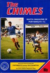 Portsmouth FC Programme 1987-88