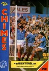 Portsmouth FC Programme 1988-89