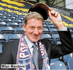 Milan Mandaric
