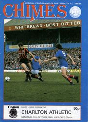 Portsmouth FC Programme 1985-86