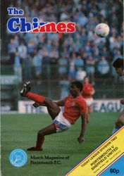 Portsmouth FC Programme 1986-87