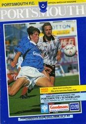 Portsmouth FC Programme 1991-92