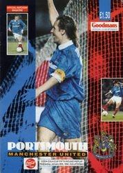 Portsmouth FC Programme 1993-94