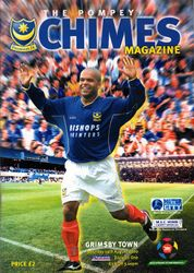 Portsmouth FC Programme 2000-01