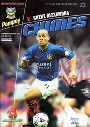 Portsmouth FC Programme 2001-02